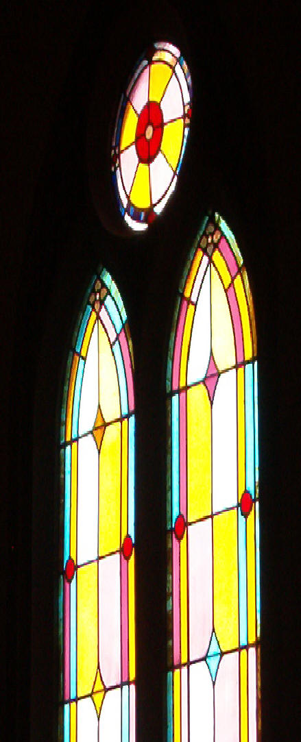Our Beautiful Stain Glass Windows of Westminster